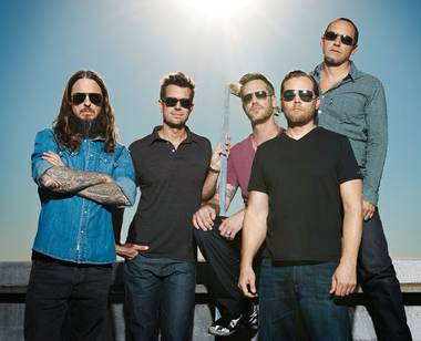 "Frontman Nick Hexum says 311's fans have enabled the band to move beyond ""the whims of radio and press."""
