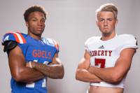 The quarterbacks highlight the Sun's preseason all-city team, which has players from 13 area schools, including All-Americans committed to the likes of USC and Miami. Here's who made our exclusive list ...