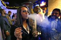 Colorado's largest city is on the brink of licensing some of the nation's first legal marijuana clubs. But Denver's elaborate hurdles for potential weed-friendly coffee shops and gathering places may mean the city gets ...