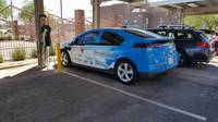 Looking to lead by example in its continuing effort to improve air quality, Clark County is beefing up its fuel-efficient vehicle fleet....