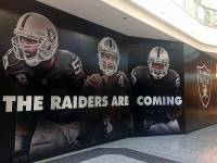 Official merchandise store The Raider Image is expected to open at the Galleria at Sunset mall in late October or early November.
