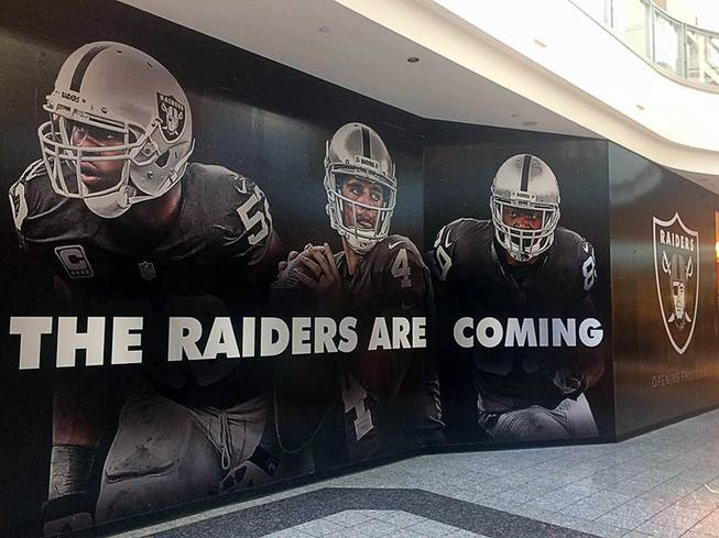 The Raider Image goes public at two Southern Nevada retail shops ... 3bee1a62d89d