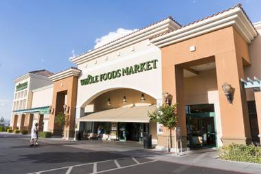 Las Vegas Valley shoppers seeking organic foods at reasonable prices may be able to reduce their number of grocery stops soon. On Monday, its first day after completing its $13.7 billion purchase of Whole Foods, Amazon slashed prices on select items throughout ...