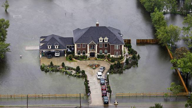 What now? A look at Harvey's impact on Houston