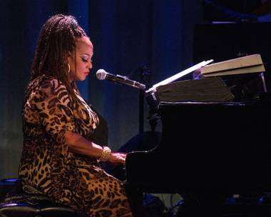 Las Vegas' first lady of jazz is ready to bring another dose of Carole King hits to Cabaret Jazz.