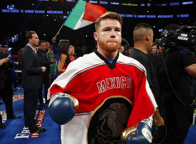 Canelo Alvarez suspended by NSAC for positive clenbuterol test