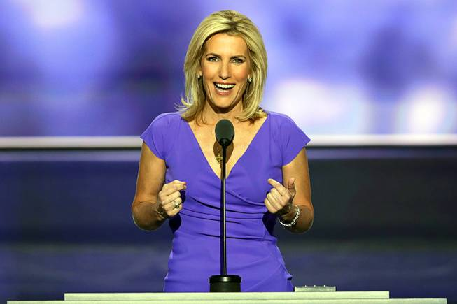 Laura Ingraham joining Fox News as host of new 10 pm show