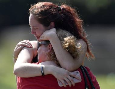 A masked gunman entered a church in Tennessee on Sunday and opened fire, killing at least one person and injuring seven others before apparently shooting himself, an official said...