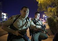 Gunshots came so rapidly during the deadliest mass shooting in the nation's modern history that one Las Vegas police officer feared he was facing a fully stocked assault team with tactical gear. Other officers raced casino-to-casino, debunking ...