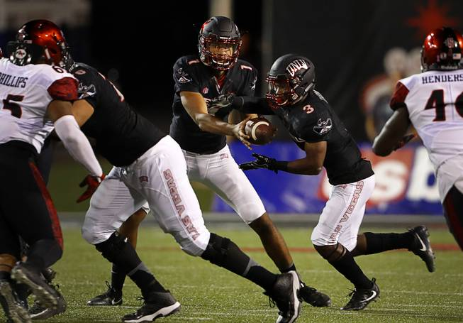 Falcons Overcome 27-Point Deficit to Beat UNLV 34-30