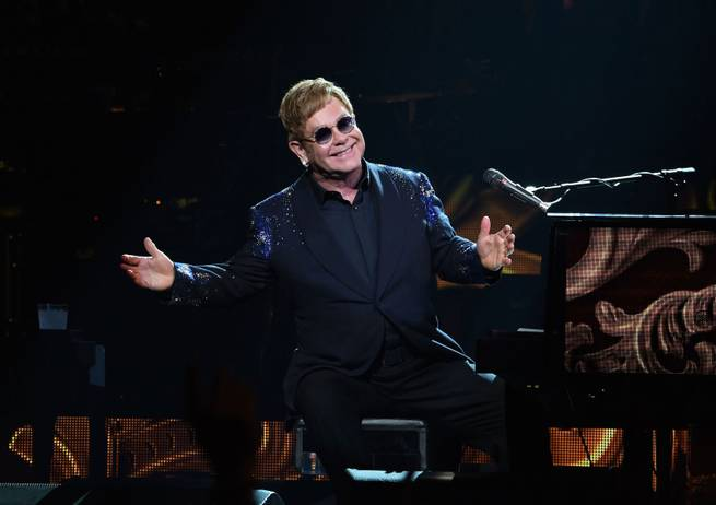 "Elton John will wrap up his ""Million Dollar Piano"" residency at the Colosseum in the spring of 2018."