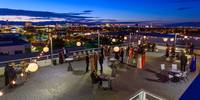 Enclave, a three-story 75,000-square-foot multi-purpose special events venue on Eastern Avenue near Russell Road, will mark its completion on Thursday night with the opening of its 5,000-square-foot Vivace Rooftop Deck. ...