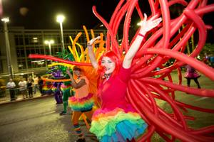 Pride Night Parade