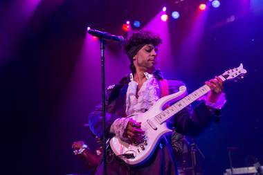This is the first time the long-running Prince tribute show will be performed at the iconic south Strip resort.