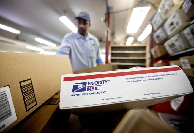 Busiest week for USPS with holiday mailing, shipping and delivery