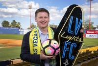 Brett Lashbrook believes he has found something special at Cashman Field. The owner of Las Vegas' newest professional sports team, Las Vegas Lights Football Club, is more than happy to move his United Soccer League team into the stadium the Las Vegas 51s baseball team has for years tried to ditch. For Lashbrook, the 34-year-old stadium is perfectly situated for soccer, right in the heart of the city near downtown. Before the Lights arrived, Las Vegas was the second-largest city in the country without ...
