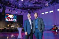 Eli Stearns and Keith Conrad recently opened an event venue that is customizable by brand, audio and design. It's close enough to the Strip to be convenient for visitors, but far enough away that it's unaffected by inconveniences such as parking fees.