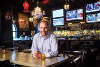 The vice president of operations at District Tavern Group talks about the challenges of owning his own business at age 21, the evolution of the dining industry, and why he no longer hikes at Red Rock Canyon.