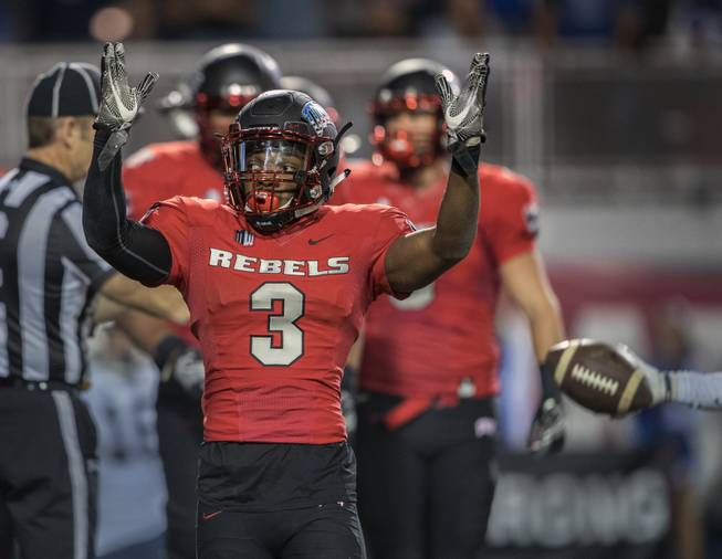 UNLV Rebels Loss To BYU
