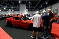 Local residents who'd like to get beyond their TV screen and into the immersive experience can do so this week when Mecum holds its second car sale in Las Vegas ...
