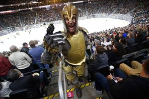 Vegas Golden Knights Defeat Los Angeles Kings 4-2