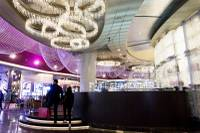 The Chandelier bar, the crystal-festooned centerpiece of the Cosmopolitan, has received a few upgrades recently, a facelift that management says blends it with other ongoing tweaks at the resort over the last few years ...