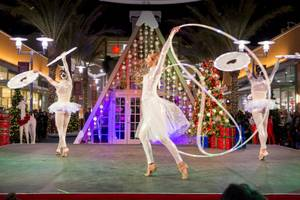 Downtown Summerlin Holiday Kick Off