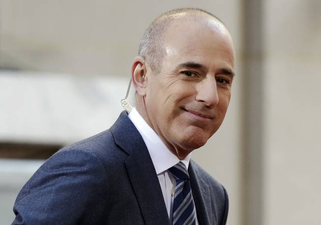 Matt Lauer won't be getting salary payout