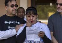 A framed photo of Erick Silva greets visitors at a private security training facility not far from where he was killed in the largest mass shooting in modern U.S. history. Dressed in his bright yellow Contemporary Services Corp. shirt, Silva has his head raised in the photo, looking ...