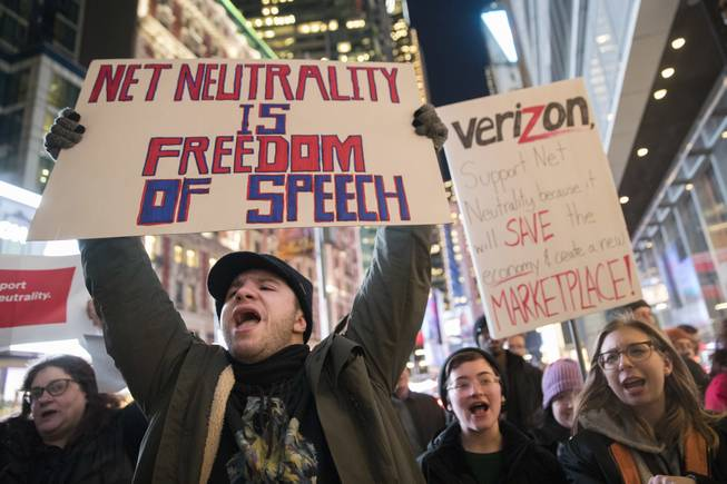 Restoration of net neutrality rules hits key milestone in Senate