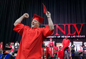 2017 UNLV Winter Graduation