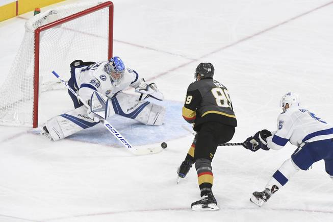 Joe Smith's takeaways from Thursday's Lightning-Golden Knights game