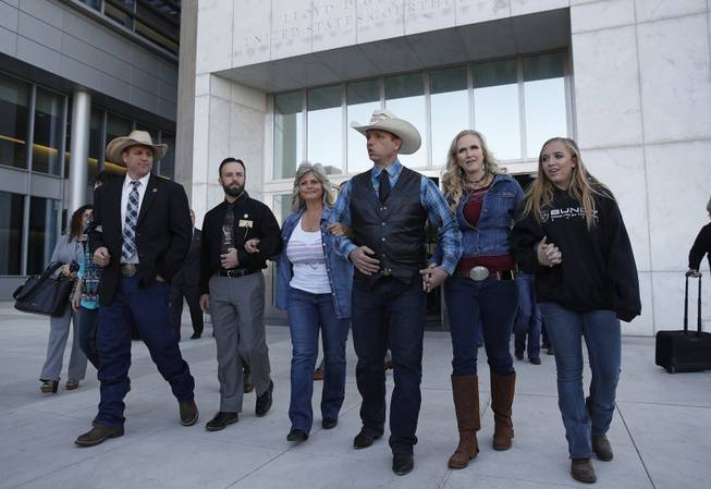 Judge Dismisses Case Involving Armed Standoff With Federal Agents