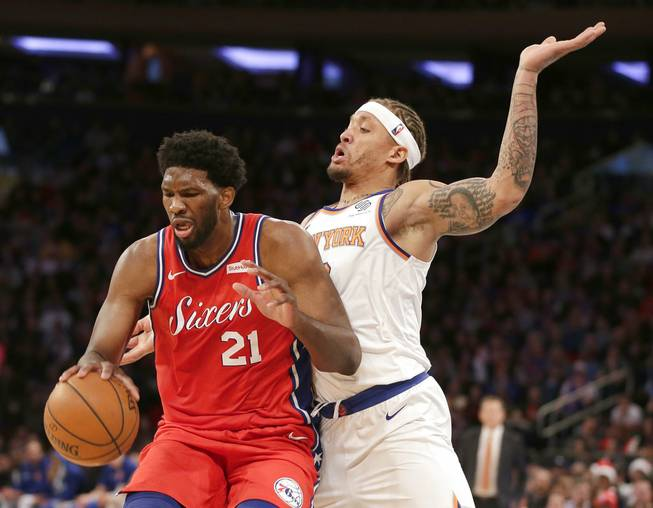 Philadelphia 76ers vs. New York Knicks Predictions Against The Spread