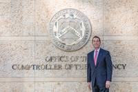 In November, Las Vegan Joseph Otting was sworn in as comptroller of the currency, which regulates 1,347 national banks, federal savings associations and federal branches of foreign banks. The Las Vegas Sun sat down with Otting recently to speak about his new position and life in Washington, D.C. ...