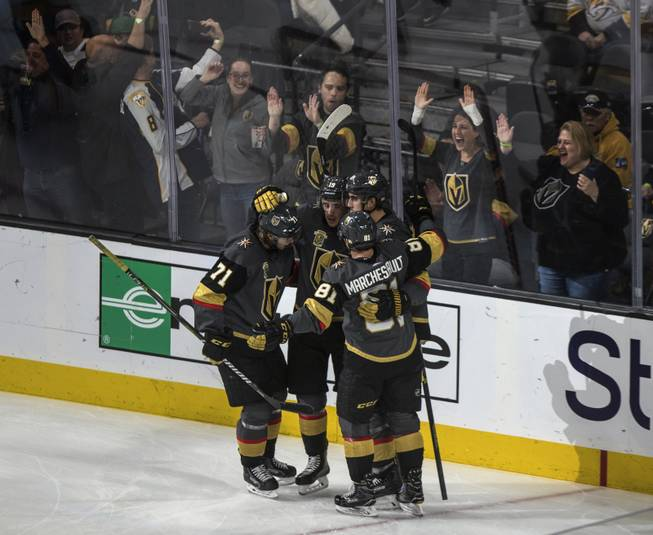 Knights Beat Nashville