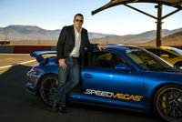 The president and chief operating officer of SpeedVegas talks about his appreciation for customer service, names his favorite car to drive and explains his passion for improving education in Nevada.