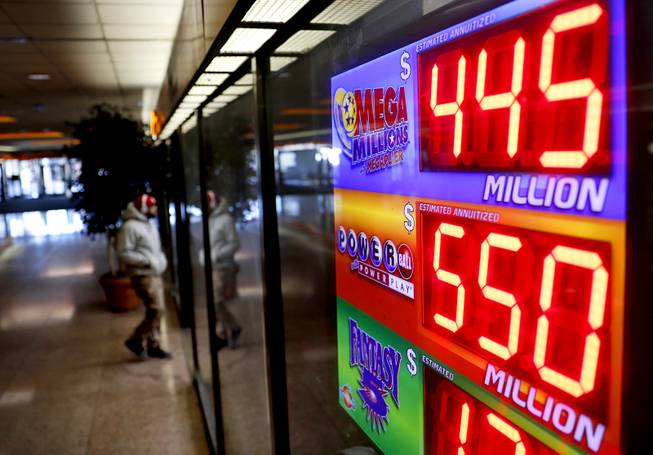 Numbers drawn for $460M Powerball jackpot