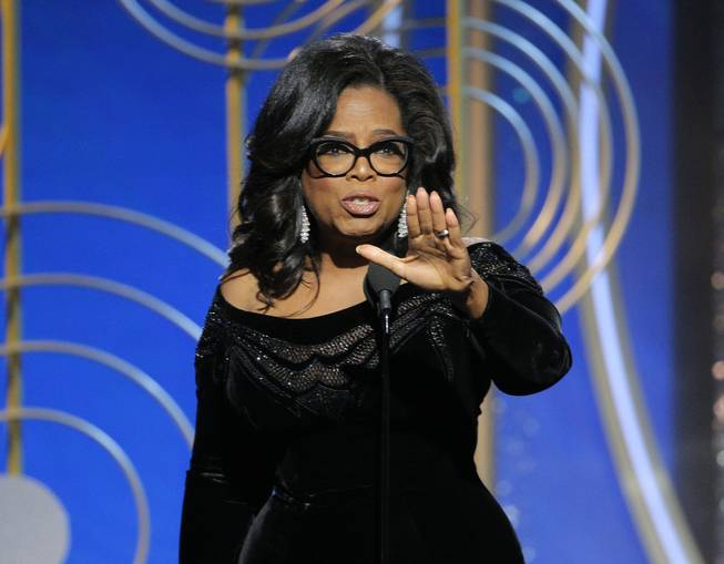 Oprah isn't running for president, except if she is — Gayle King