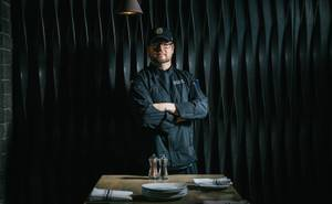 Chef Scott Simon of Downtown's Carson Kitchen