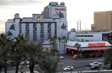 The Hooters hotel-casino off the Las Vegas Strip has been sold to India-based hospitality company OYO. The 657-room resort will be rebranded as OYO Hotel & Casino Las Vegas before the end of the year, officials said today in a statement ...