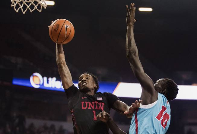 UNLV women outlast New Mexico on the basketball court again