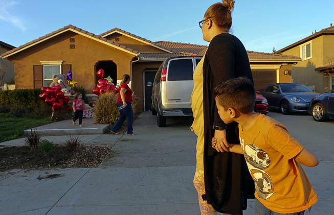Calif. parents of 13 children held captive charged with torture