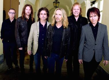 The classic rockers plus Don Felder are back at the Venetian Theatre.