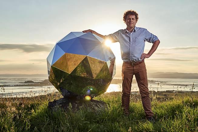 Disco Ball Satellite Is Now Orbiting Around Earth