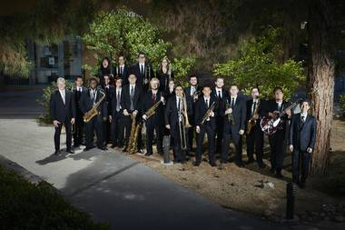 The UNLV Jazz Ensemble 1 big band tied for first place in 2017 at the Monterey Next Generation Jazz Festival. It will compete again this year in the festival's College Big Band Division.