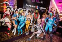A pyramid formed from shining black glass with a powerful beam of light blasting from its pinnacle sounds like it could be a video game landscape. Esports Arena Las Vegas is not just the first ...