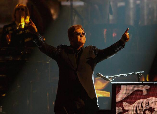 Time is running out for you to catch Elton John's show at the Colosseum.