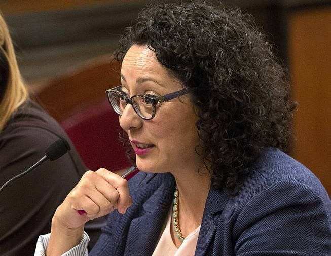 Assemblywoman Cristina Garcia of Bell Gardens accused of groping staffer