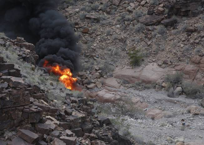Fifth victim of Grand Canyon helicopter crash dies